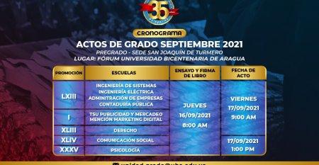 CRONOGRAMA ACTOS DE GRADO SEPTIEMBRE 2021 VERSIÓN WEB_Mesa de trabajo 1