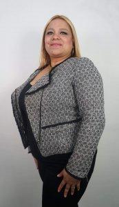 Lcda. Zoricar Ojeda- Decano de la Facultad de Ciencias Administrativas y Sociales